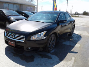 2013 Nissan Maxima SV, Keyless Entry with ONE YEAR FREE WARRANTY