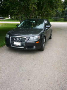 2007 Audi A3 S-line sport package