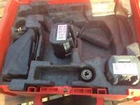 Milwaukee battery drill