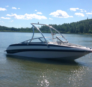 2011 CROWNLINE 18SS ONLY 60HRS