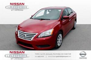 2013 Nissan Sentra 1.8 S+AUTO+UN PROPRIO, JAMAIS ACCIDENTE+TAUX