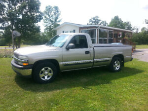 2000 Chevrolet Silverado 1500 - EXCELLENT! SAFETY + E-TEST