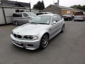 2004 BMW M3 3.2 Sequential 2dr