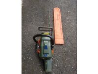 "Husqvarna 281 xp 24"" bar chainsaw"