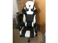 Vertagear Gaming Chair White/Black