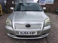TOYOTA AVENSIS 1.6 PETROL, NEW MOT, ONE PREVIOUS OWNER
