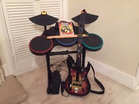 Guitar Hero World Tour - Complete Band (for Wii)