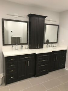 Custom Bathroom Vanities York Region bathroom vanity | get a great deal on a cabinet or counter in