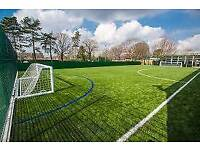 Sunday Football - looking for players - 9 a side - 3g pitch