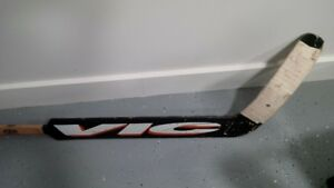 Vic Goal stick (right curve)