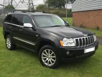 2007 Jeep Grand Cherokee 3.0 CRD Overland Swap P/X