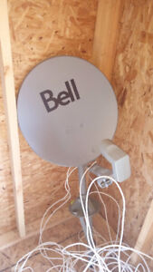 Bell Dish/receivers