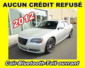 2012 Chrysler 300 **Cuir**Bluetooth**Toit ouvrant