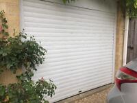 Garage door (electric roller)