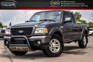 2009 Ford Ranger Sport|4x4|AM/FM Satellite Radio Accident Free