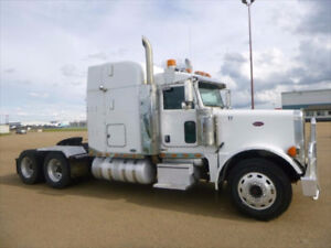 2006 Peterbilt 379 550HP T/A Hiway Tractor - UP FOR AUCTION