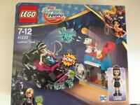 NEW! Lego DC Super Hero Girls Lashina Tank 41233 in box - IMMACULATE