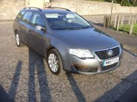 Volkswagen Passat 1.9 tdi Estate S 2008 Reg
