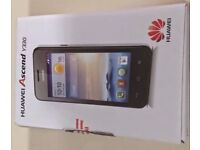 BRAND NEW Huawei Ascend Y330 - 4GB - Black (Unlocked) Smartphone