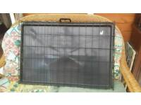 Large 3ft x 2ft pet cage complete with tray