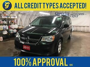 2011 Dodge Grand Caravan SXT*U CONNECT PHONE*POWER MID ROW WINDO