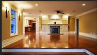 Cheap renovations in town. Commercial and residential