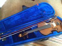 Stentor 4/4 Violin in excellent condition