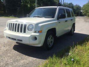 2008 Jeep Patriot North Edition 4x4 *VENDU* SOLD*VENDU*