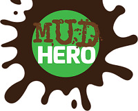 Mud Hero 6km Ticket Albion Hills Aug 27th 10:30am