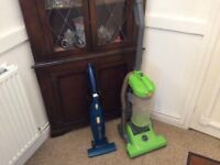 Vax vacuum cleaner in good condition not used a lot , a no bag machine .