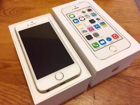 iPhone 5S 32GB Gold - Pristine condition
