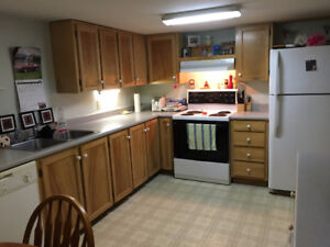 2 bedroom lower flat in Bedford - avail SEPT. 15th