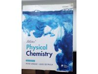Atkins' Physical Chemistry Ninth edition