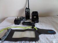 ICOM Marine VHF handheld radio transceiver