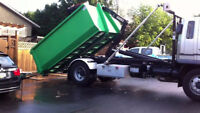 Dumpster Rental @ $265 for One Special Day