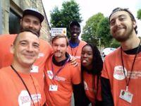 Fundraising Door to Door/London Based Charity Job/Weekly Wage of £291/Weekly Bonuses/Immediate Start