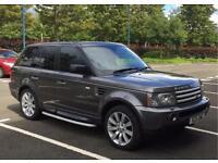 **NOW SOLD **Range Rover Sport HSE 2.7TDV6 (2006)