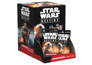 Star Wars Destiny Awakenings & Spirit of the Rebellion Boosters
