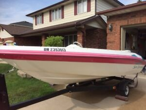 1993 SeaRay Jet boat needs motor work