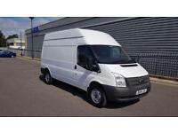 2014 Ford Transit TRANSIT 125 T350 RWD Manual Diesel Panel Van