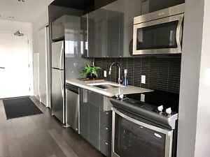 Executive 1-Bedroom Condo in Downtown Halifax - Furnished