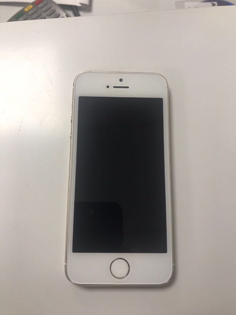 iPhone 5s 16GB Gold Fully Refurbished/Second Handin Didsbury, ManchesterGumtree - iPhone 5s 16GB gold. Has been fully refurbished and in an excellent condition. Everything is working properly and quickly and is a handy phone with all the original apple accessories and the box. Negotiations available on the price