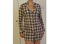 Size 14,16 designer clothing. Very good condition. Skirts, trousers, shirts.