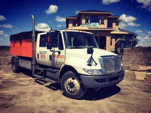 Rent a bin edmonton-garbage & junk removal!!