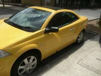 Renault megane convertible 2008 cat c