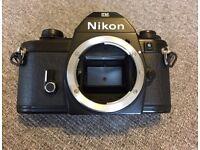 MINT Nikon Film Camera 35mm SLR