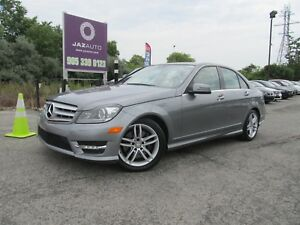 2013 Mercedes-Benz C300 C300 CLEAN CAR PROOF ONE OWNER MERCEDES