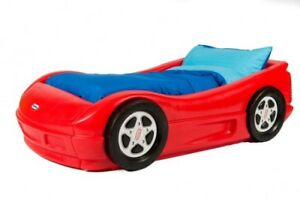 Car twin bed