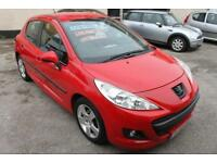 Peugeot 207 1.4 HDI 70 VERVE Great MPG Achieving Over 55+