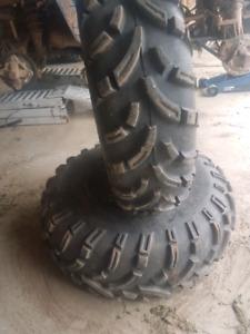 Quad tires 300$ obo